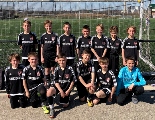07 Boys United – Nether United Spring Invitational Champions