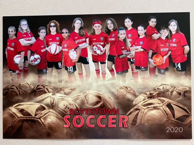 '08 Girls United